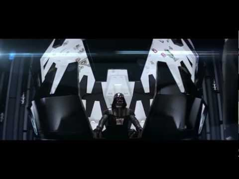 Star Wars in J.J. Abrams Star Trek Style – Trailer Mashups