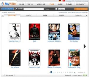 Filme auf MyVideo - alle Filme, Kino Filme und Blockbuster auf MyVideo Filme - MyVideo_1257264253020