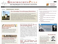 GeschichtsPuls - Das Internet-Magazin zur (deutschen) Geschichte_1257532686941