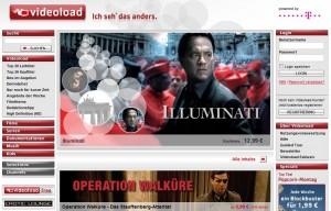 Videoload- Ihre Online Videothek - VOD Video on Demand_1257264992439